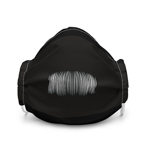 Mini Mustache Face Mask
