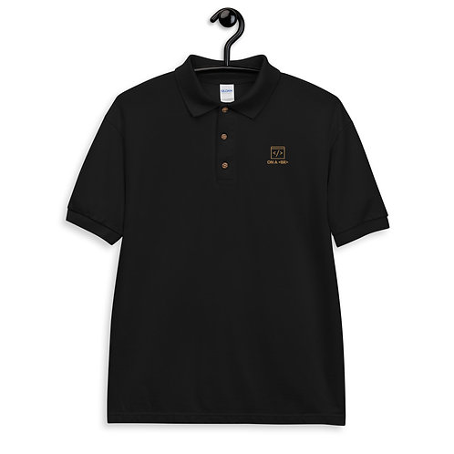 On A Break Polo Shirt