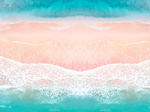 Connected Pink Waves