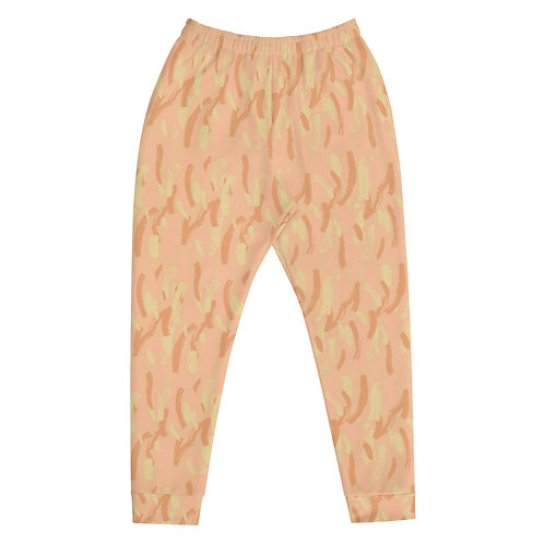 Nude Scattered Paint Joggers
