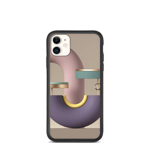 Shapes Biodegradable Phone Case
