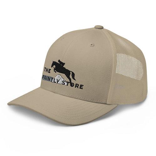 Jumping Horse Trucker Cap