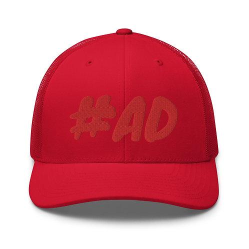 Abu Dhabi Trucker Cap