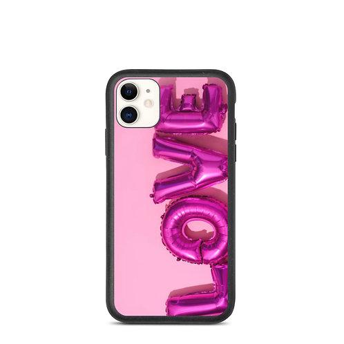 Love Biodegradable Phone Case