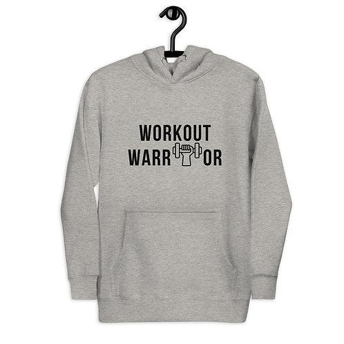Workout Warrior Hoodie