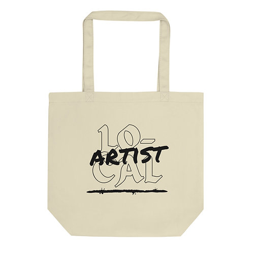 Local Artist Eco Tote Bag