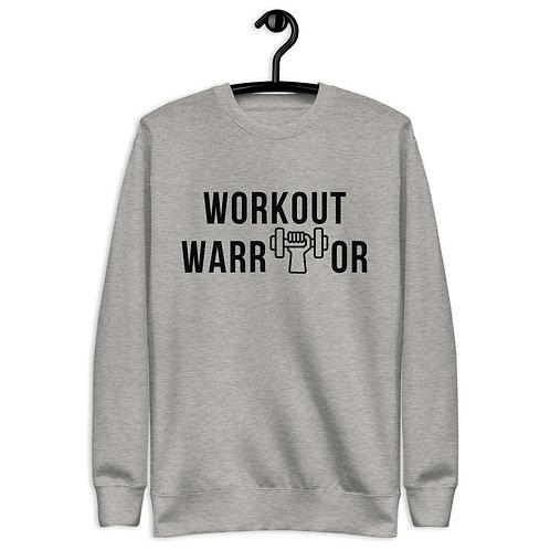 Workout Warrior Fleece Pullover