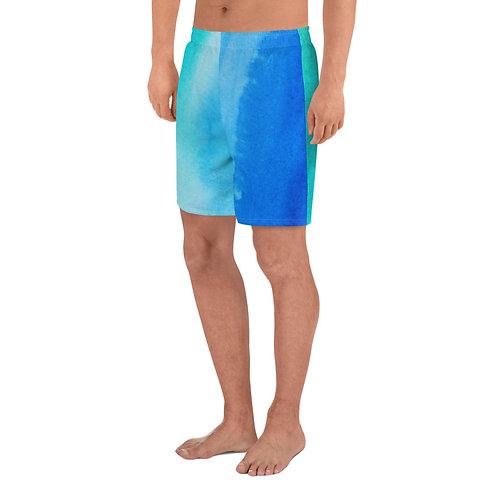 Watercolor Paint Shorts