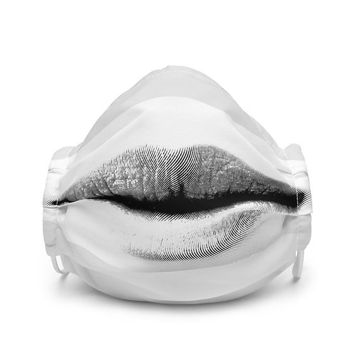 Lip Face Mask