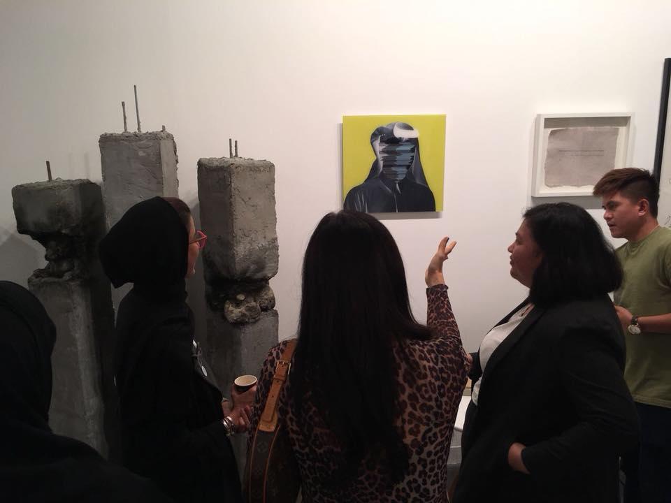Galleries Week at warehouse 421