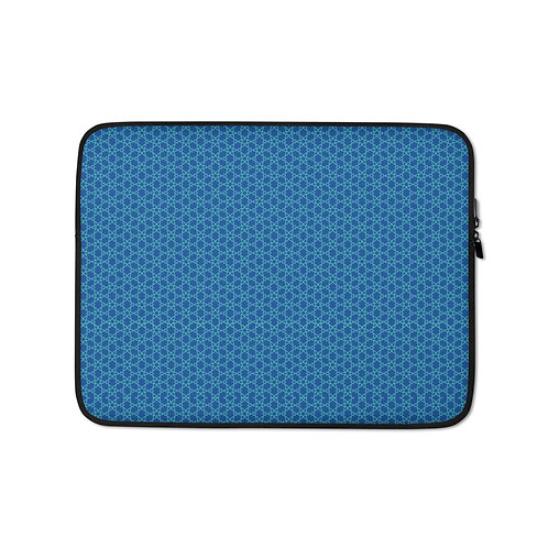Geometric Pattern Laptop Sleeve