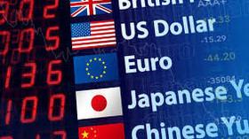Données statistiques: Dollar Américain (USD), Euro (EUR) et Livre Sterling