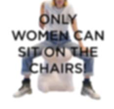 стулья для феминисток