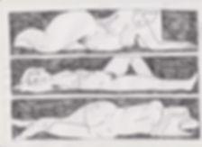 Иллюстация в крандаше