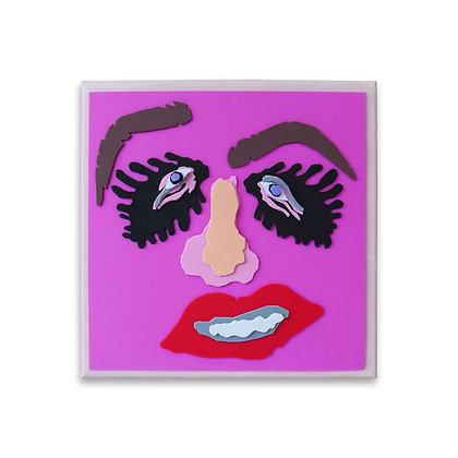 """Mad Vision Vol. II"" Painting"