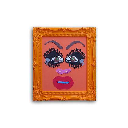 """Bianca"" Painting"