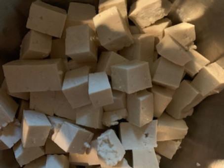 Tofu & Sesame Seed Stir Fry