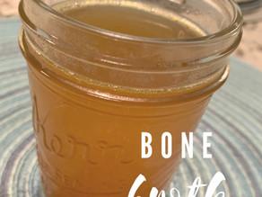 Nutrient Rich Bone Broth