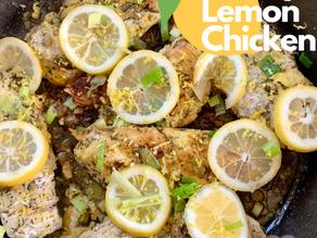 Skinny Lemon-Chicken