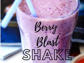 Berry Blast Shake – by Precision Nutrition