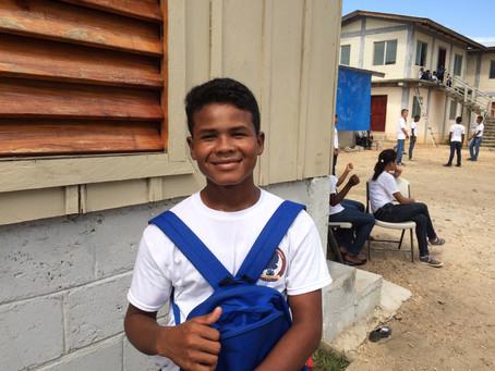 A BackPack for Honduras
