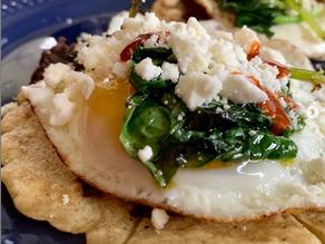 Honduran Breakfast