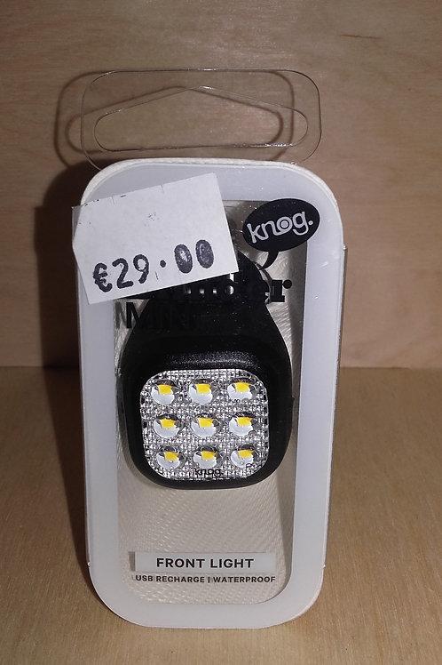 Knog Blinder Mini Niner Front & Rear Light