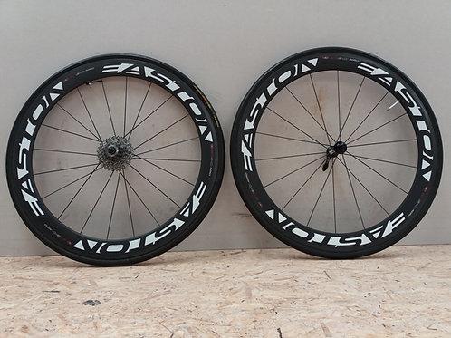 Easton EC90 Carbon Wheels / Tufo Elite Ride 23 Tyres