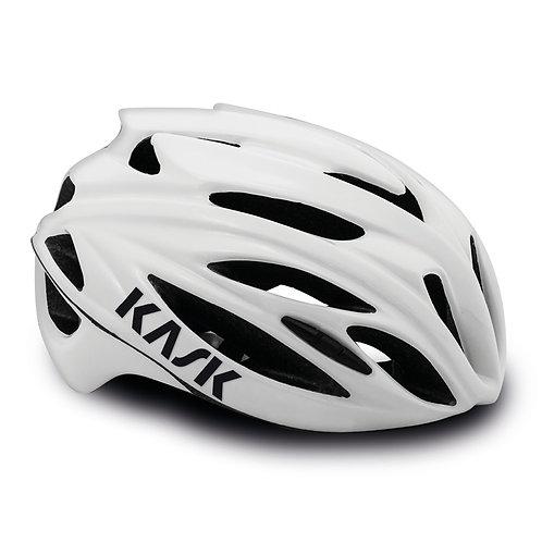 Kask Rapido Bianco Road Helmet 2016