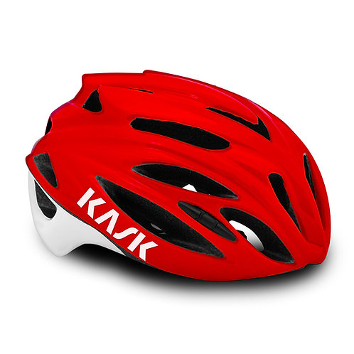 Kask Rapido Rosso Road Helmet 2016