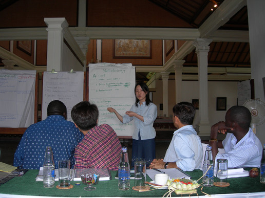 Bali Institutional Choice Research Meeti