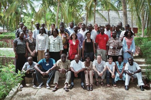 RFGI Group Research Meeting Senegal 2012