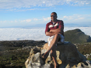 RFGI Researcher on top of the World on T