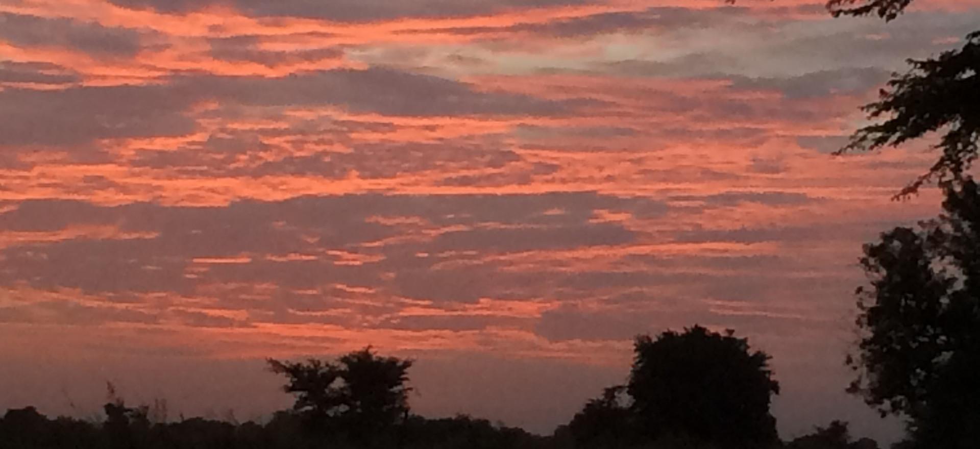 Sahel Sunset