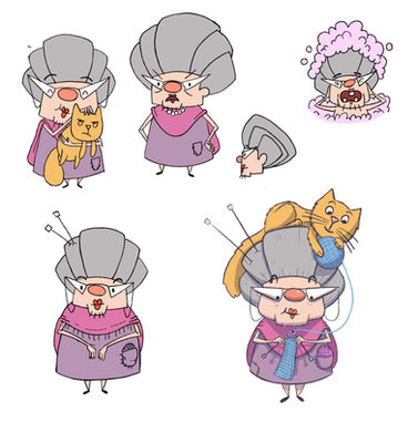 Granny_Sheet
