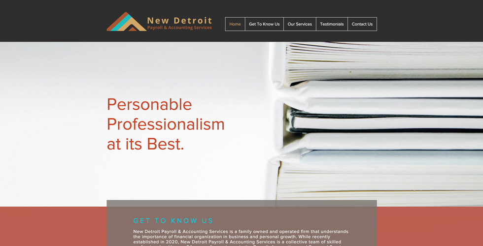 New Detroit Payroll & Accounting Services
