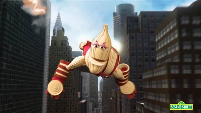 Onion Man