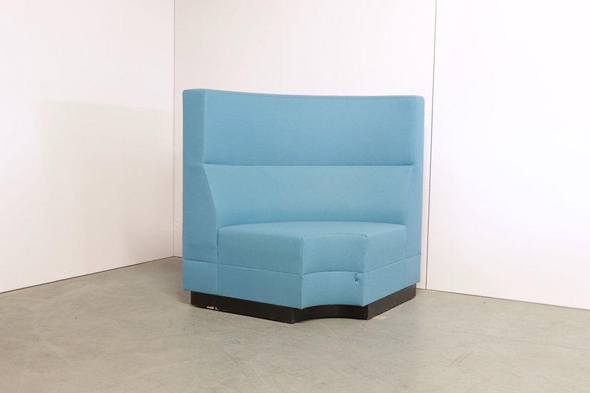 Bricks 90 curved seat element / 1X