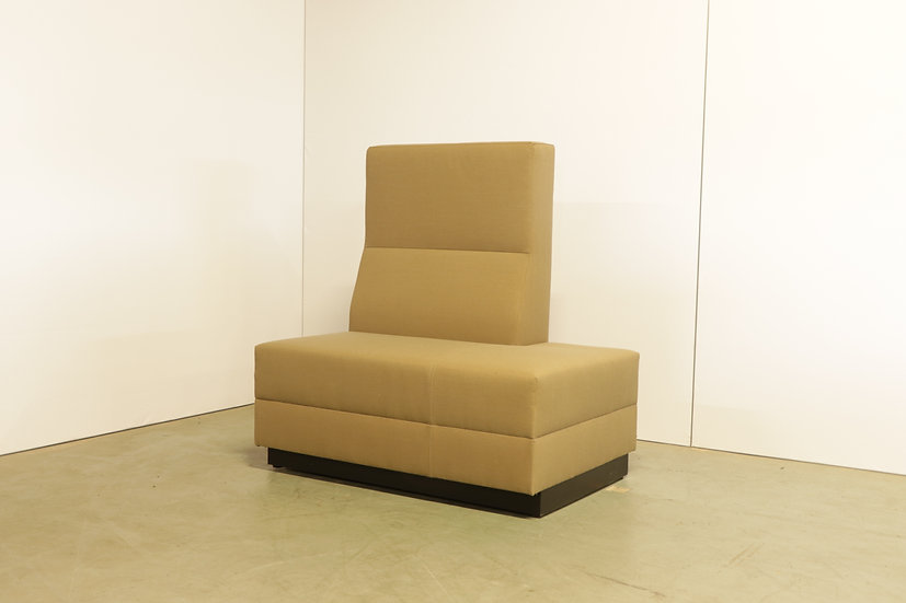 Bricks sofa extended backrest / 1X
