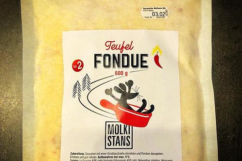 Teufels-Fondue (3er)