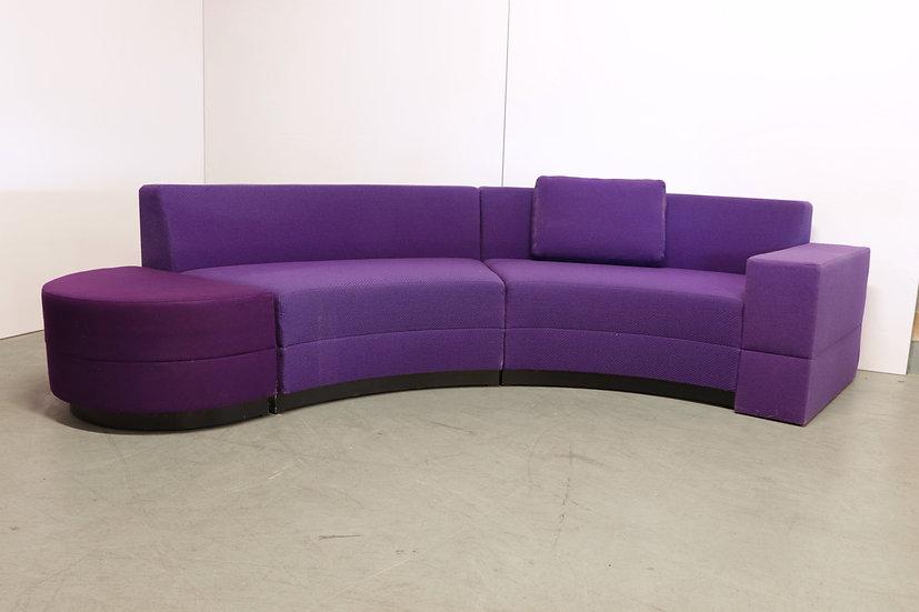 Bricks curved sofa / 1X