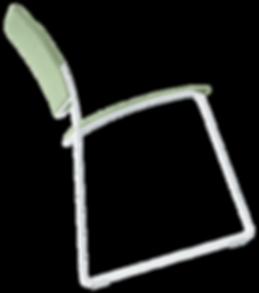 Casala Curvy refurbished stoel