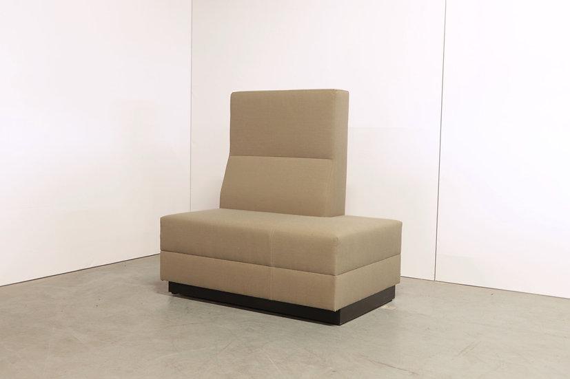 Bricks sofa extended backrest / 1X