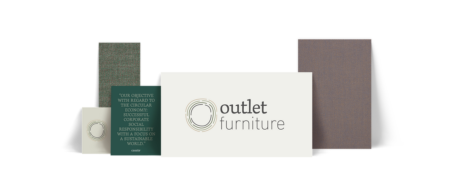Via OutletFurniture, Casala offers surplus contract furniture.