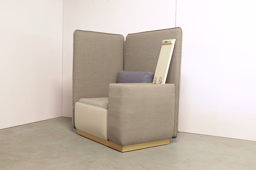 Stream Contract armchair / 1X