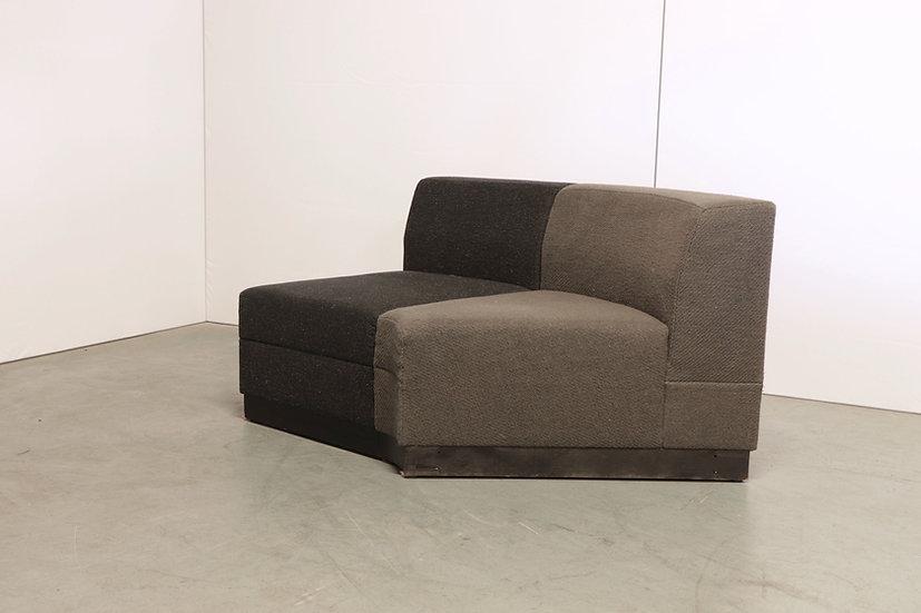 Bricks seat element & 45 curved element / 1X