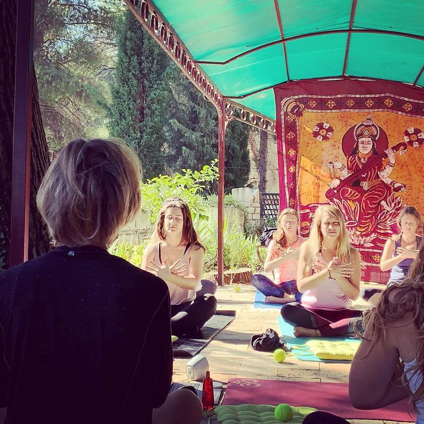 Berat Yoga Retreat 2020