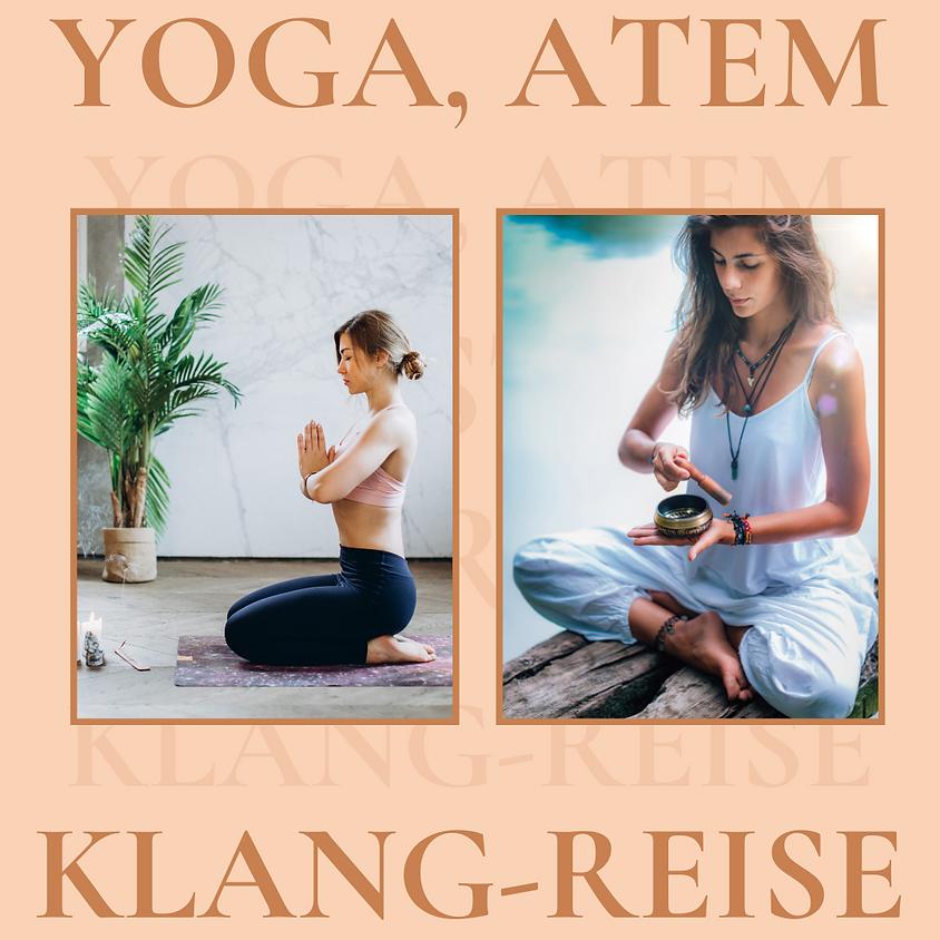 Yoga, Atem, Klang-Reise