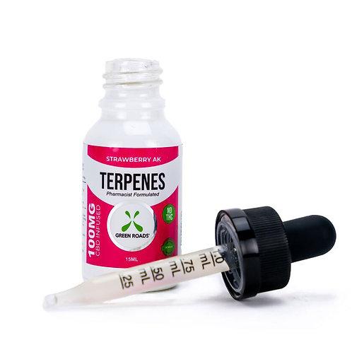 Terpenes Oil – Strawberry AK 100 mg