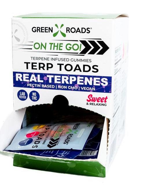 Box of 30 - Terp Toads 20 mg